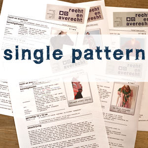 single pattern