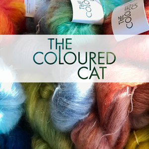 the coloured cat